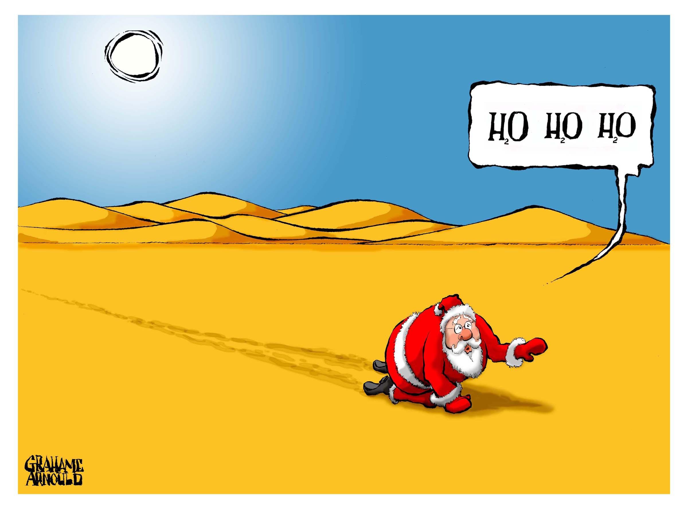 Santa H2O
